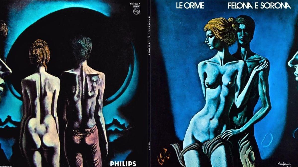 """Le Orme """"felona e sorona"""" (1973)"""
