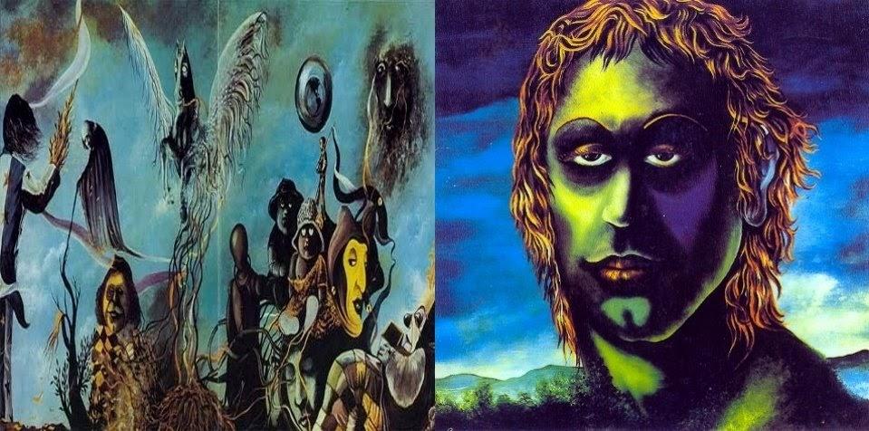 "Semiramis ""dedicato a frazz"" (1973)"