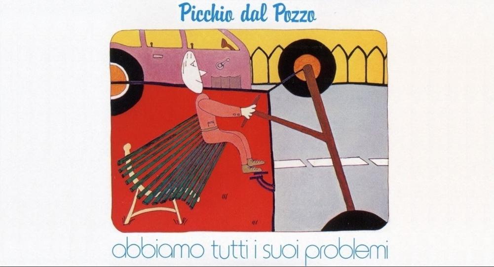 """Picchio dal Pozzo """"abbiamo tutti i suoi problemi"""" (1980)"""