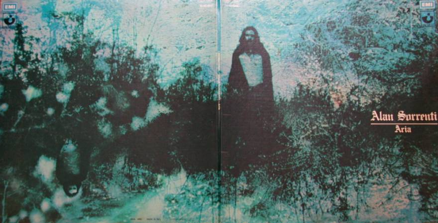 "Alan Sorrenti ""aria"" (1972)"