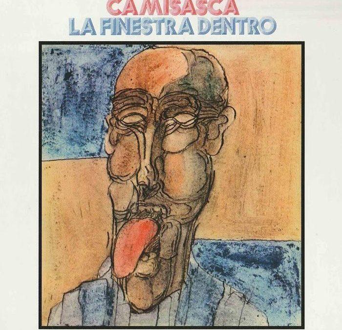 """Juri Camisasca """"la finestra dentro"""" (1974)"""