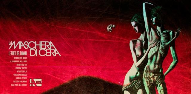 """La Maschera di Cera """"le porte del domani"""" (2013)"""