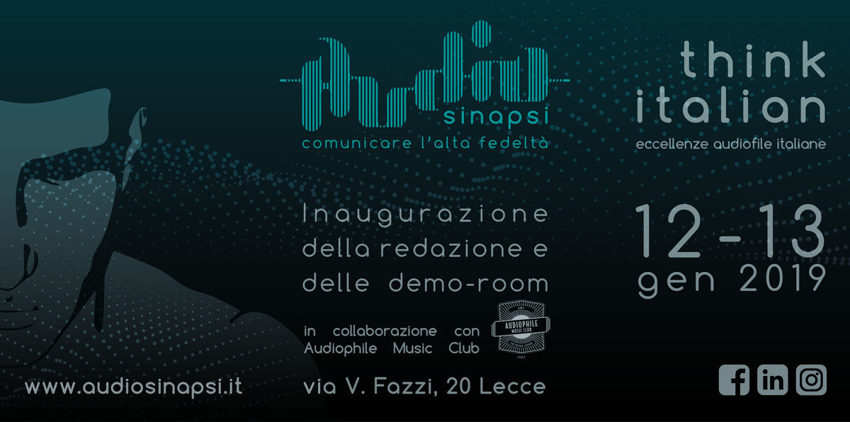 Think Italian, inaugurazione demo-room