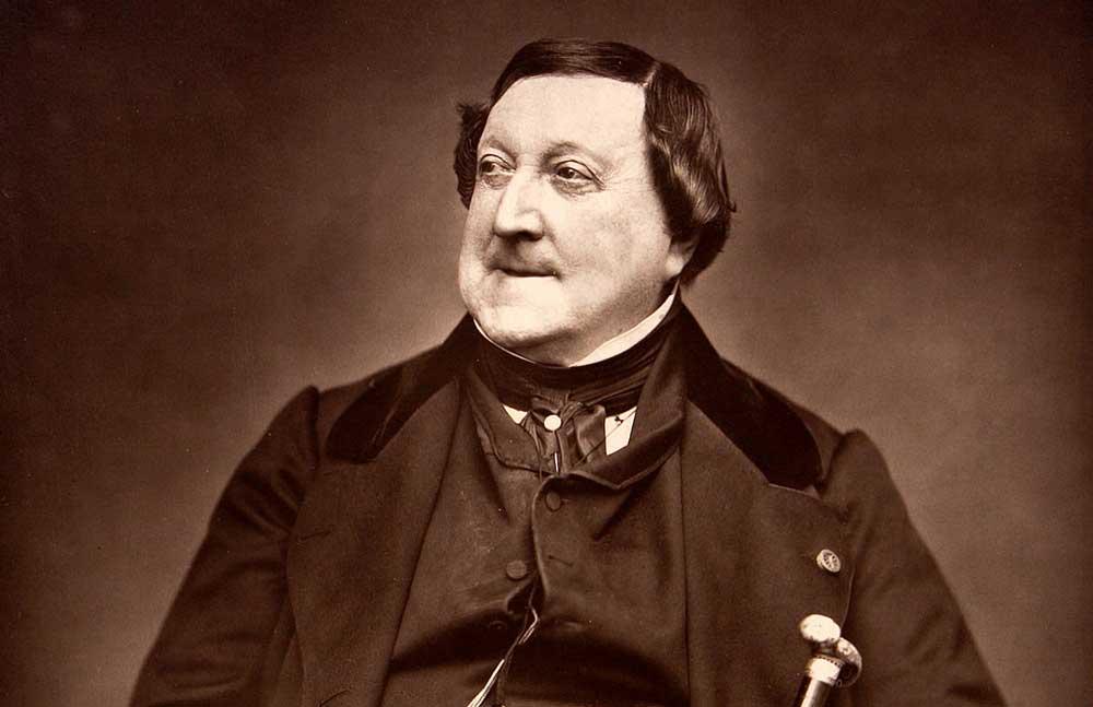 Gioacchino Rossini e il sismografo