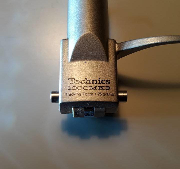 Technics 100CMK3. L'araba fenice